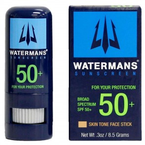 Watermans Applies Science SPF 50+ Face Stick - Skin Tone