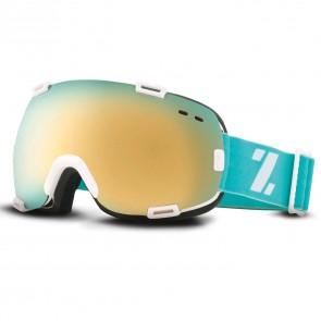 Zeal Optics Voyager Goggles - Blue Crush