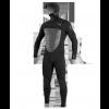 O'Neill SuperFreak 5/4 Hooded Wetsuit - 2013/2014