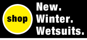 New Winter Wetsuits