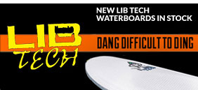 Lib-Tech Surfboards